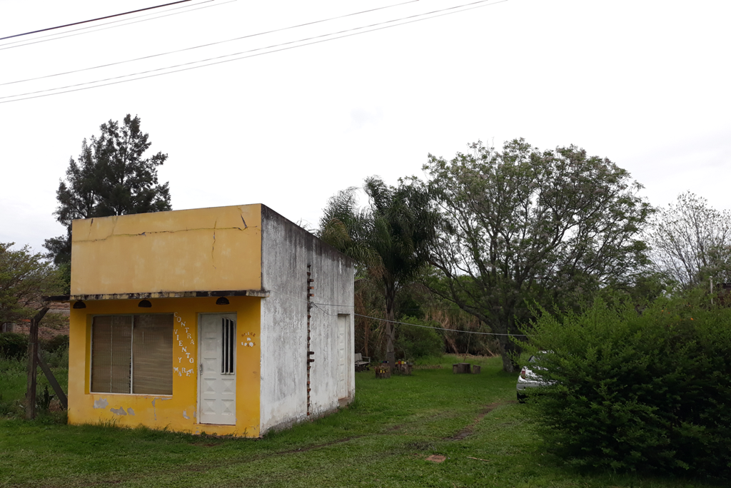 VENTA - TERRENO + LOCAL EN PUERTO YERUÁ