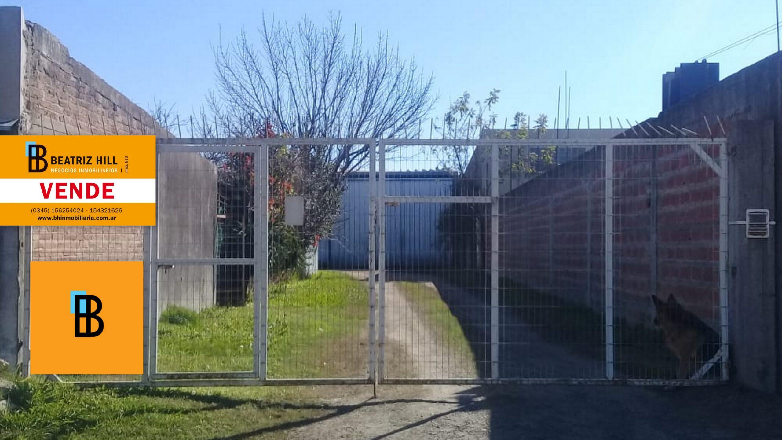 VENTA - 1411,22 M² QUINCHO/GALPÓN/TINGLADO + CASA - S. Sdor